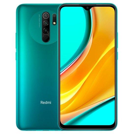 XIAOMI REDMI 9 3GB/32GB without NFC Ocean Green