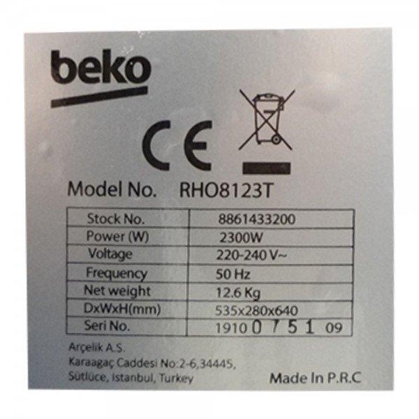 BEKO RHO8123T