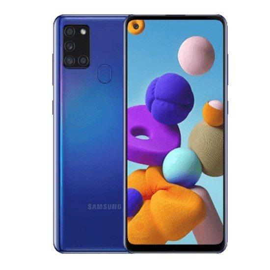 Samsung Galaxy A21s 4GB RAM 64GB LTE A217FD blue