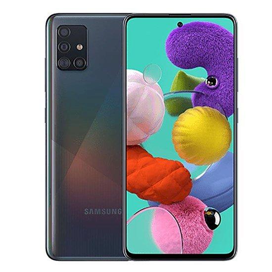 Samsung Galaxy A51 6GB RAM 128GB LTE A515FD Black