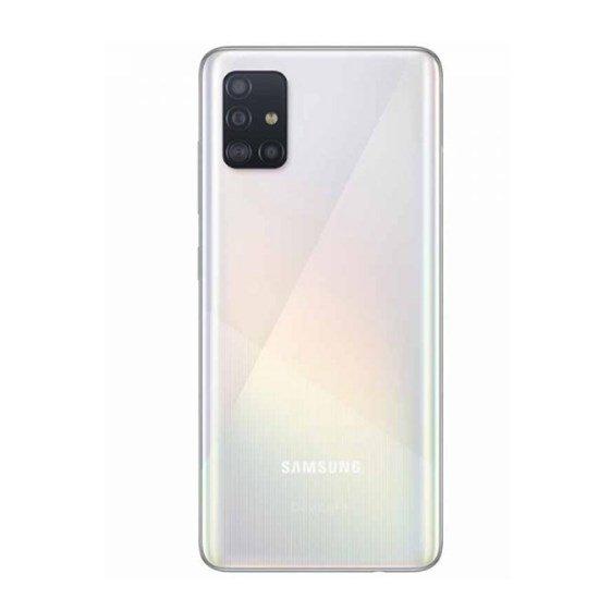 Samsung Galaxy A51 6GB RAM 128GB LTE A515FD White