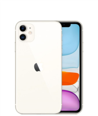 Apple iPhone 11 Single Sim 128GB white